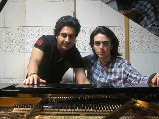With Behnam Safavi