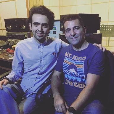 With Erwin Khachikian