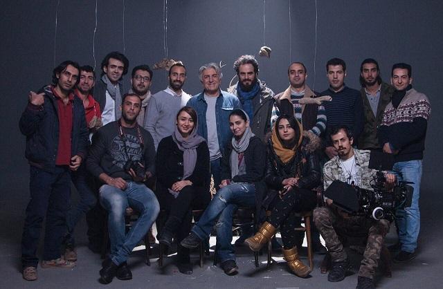 With Reza Kianian The Final Curtain
