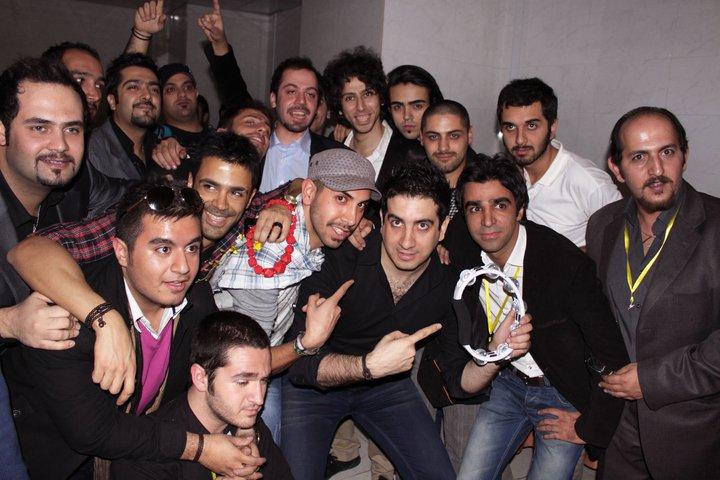 With Sirvan Khosravi 04