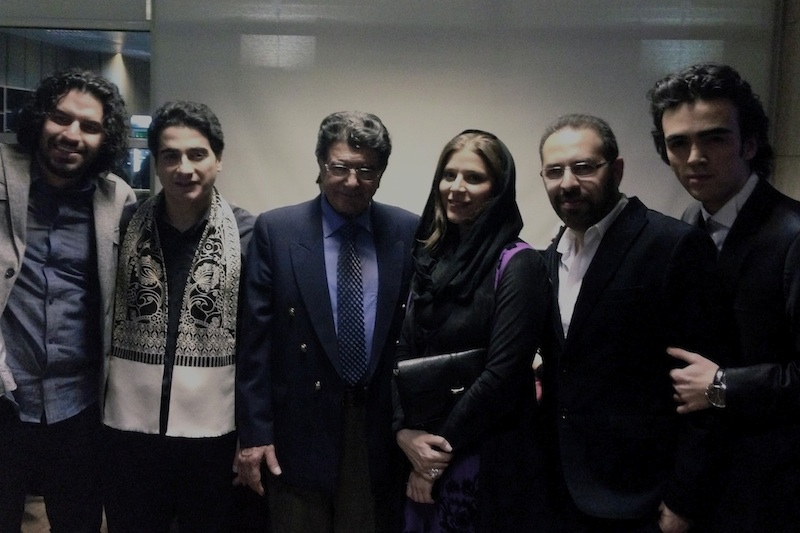 With Tehran Chamber Orchestra 03 1